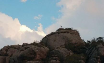 Sobre subir uma boa montanha