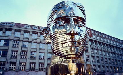 A cabeça  de Kafka