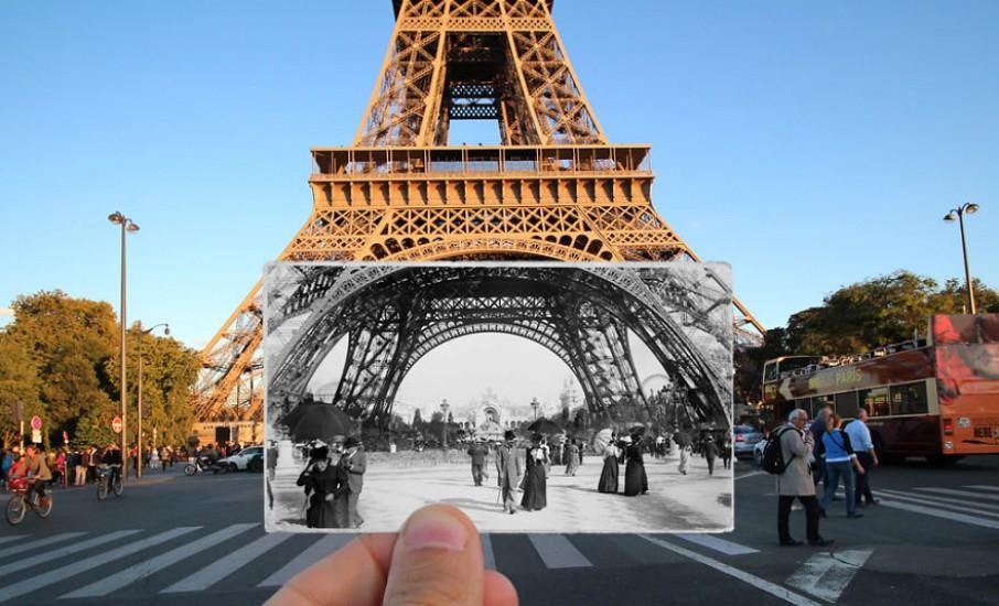 França, ontem e hoje