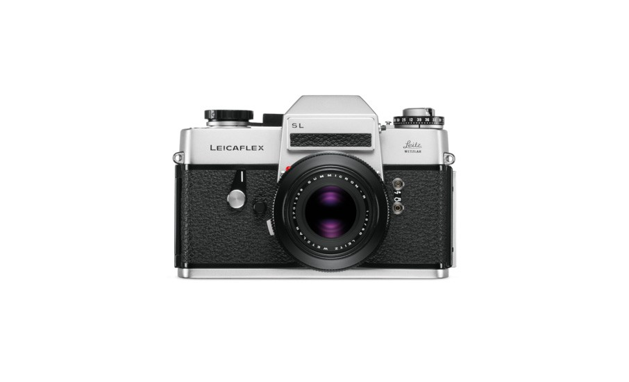Leica e a invenção da fotografia